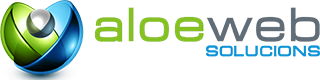 disseny web a catalunya | aloe webs Logo